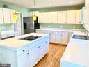 Kitchen - 15 WENDOVER CT, STAFFORD