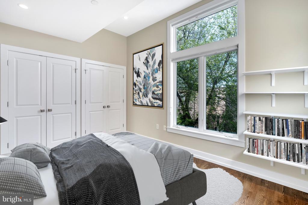 Guest Bedroom 1 - 717 HOBART PL NW, WASHINGTON