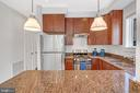 Basement Kitchen - 717 HOBART PL NW, WASHINGTON