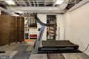 exercise spot in the utility room - 3831 N ABINGDON ST, ARLINGTON