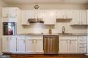Kitchen - Plenty of Cabinets and Workspace - 5902 MOUNT EAGLE DR #1406, ALEXANDRIA