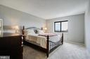 Master Bedroom Suite - Exceptionally Spacious - 5902 MOUNT EAGLE DR #1406, ALEXANDRIA