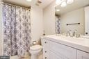 2nd Master Bedroom or Den/Study with Full Bath - 5902 MOUNT EAGLE DR #1406, ALEXANDRIA