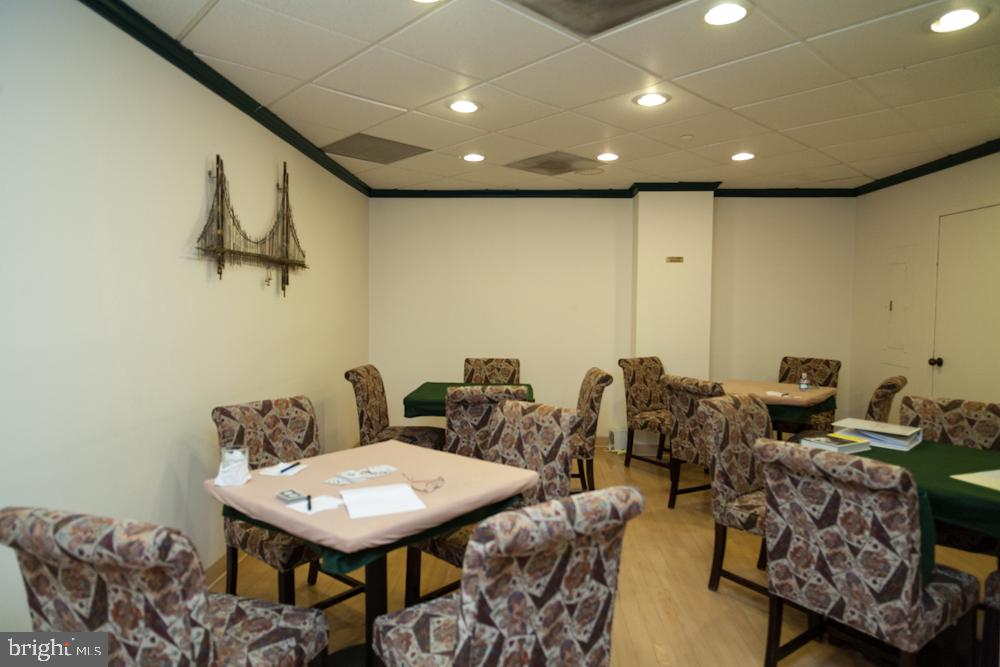 Community Center Games and Card Playing Room - 5902 MOUNT EAGLE DR #1406, ALEXANDRIA