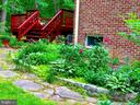 More Flower Gardens - Side Yard! - 12210 GLADE DR, FREDERICKSBURG