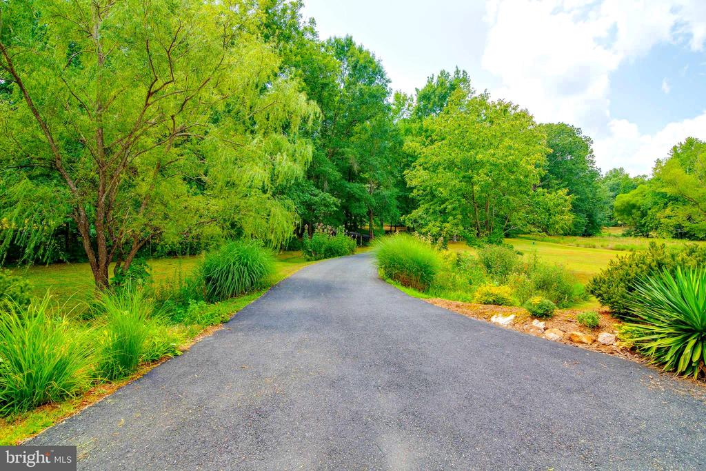 Driveway to Your Home! - 12210 GLADE DR, FREDERICKSBURG