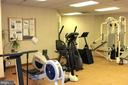 Fitness Center - 24 COURTHOUSE SQ #810, ROCKVILLE