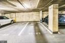 Parking spot - 1021 N GARFIELD ST #1030, ARLINGTON