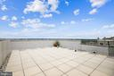 Private terrace w/ Views of Monument & Capital - 1021 N GARFIELD ST #1030, ARLINGTON