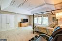HUGE Master suite - 12103 SAWHILL BLVD, SPOTSYLVANIA