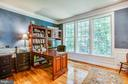 HUGE windows in home office - 12103 SAWHILL BLVD, SPOTSYLVANIA