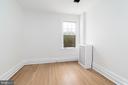 Bedroom Three with Cedar Closet - 2829 29TH ST NW, WASHINGTON