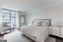 Master Bedroom - 1111 23RD ST NW #6A, WASHINGTON