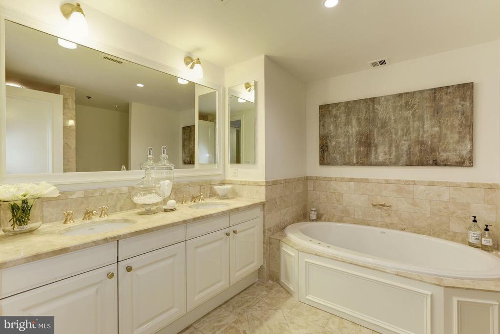 Master Bathroom - 1111 23RD ST NW #6A, WASHINGTON