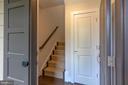 Front door open - 1851 MICHAEL FARADAY DR, RESTON