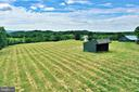 Run In shed and large pasture areas - 19745 SHELBURNE GLEBE RD, PURCELLVILLE