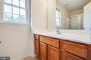 Attached master bath - 1015 MYRICK ST, FREDERICKSBURG
