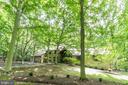 Exterior - front lawn - 17007 BARN RIDGE DR, SILVER SPRING