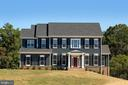 Elevation may show optional features - TELEGRAPH SPRINGS, PURCELLVILLE