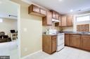 Basement Kitchen - 4034 7TH ST S, ARLINGTON