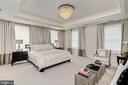 Master Bedroom - 2101 DUNMORE LN NW, WASHINGTON