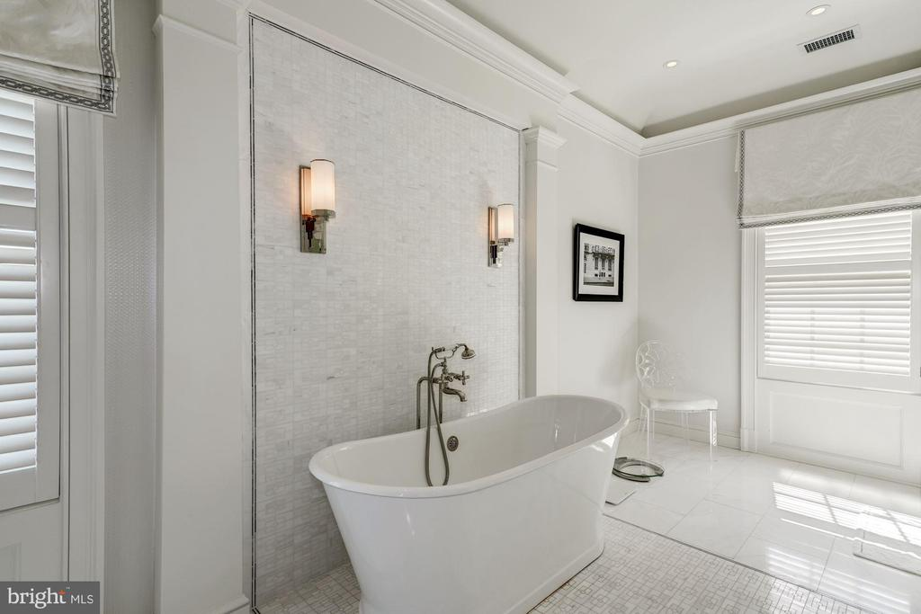 Master Bathroom - 2101 DUNMORE LN NW, WASHINGTON