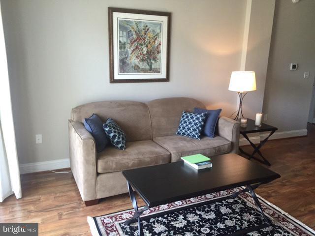 Living Room - 6301 EDSALL RD #614, ALEXANDRIA