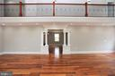 Family Room with Balcony - 28500 RIDGE RD, MOUNT AIRY