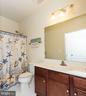 2nd bath with tub/shower combo - 160 BURLEY ST #101, STAFFORD