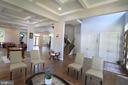 Living Room - 10713 JONES ST, FAIRFAX
