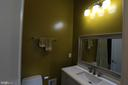 Half Bath - Main Level - 10713 JONES ST, FAIRFAX