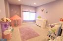 Upper-Level - Bedroom #2 with 2 closets - 10713 JONES ST, FAIRFAX