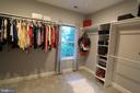 Upper-Level - Master Suite - her - 10713 JONES ST, FAIRFAX
