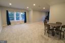 Upper Level Family Room - 10713 JONES ST, FAIRFAX