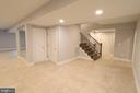 Basement - General Area - 10713 JONES ST, FAIRFAX