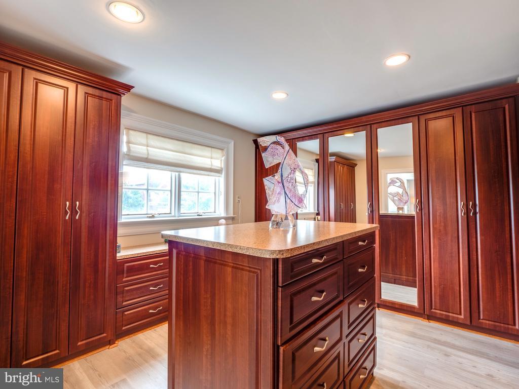Master bedroom walk-in closet - 112 5TH ST SE, WASHINGTON