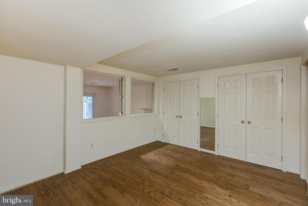 Lower level could be bedroom/den/office..you pick - 3208 N TACOMA ST, ARLINGTON