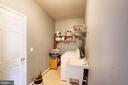 Laundry on main level. - 43259 LECROY CIR, LEESBURG