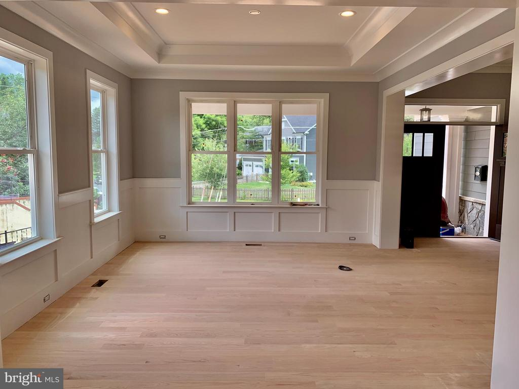 Update on Construction - 7411 NIGH RD, FALLS CHURCH