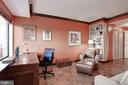 STUDY OR GUEST BEDROOM - 3101 NEW MEXICO AVE NW #1009, WASHINGTON
