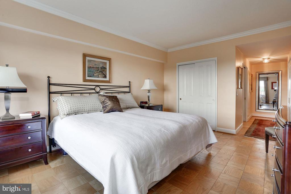 2ND MASTER BEDROOM - 3101 NEW MEXICO AVE NW #1009, WASHINGTON