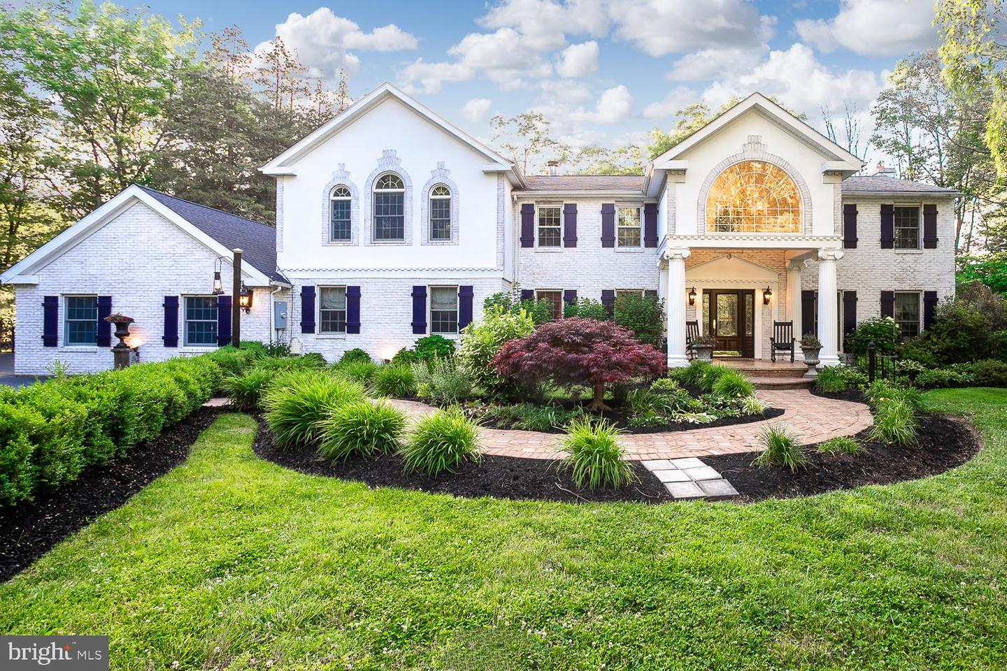 Single Family Homes للـ Sale في Princeton, New Jersey 08540 United States