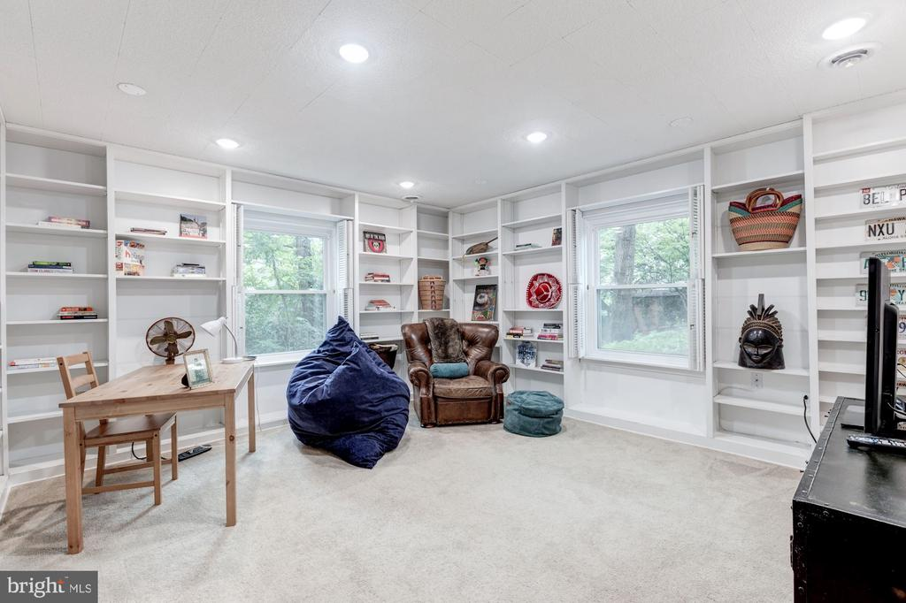 Lower level study - 6244 COLUMBIA PIKE, FALLS CHURCH