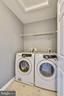 Upstairs laundry - 25635 LAUGHTER DR, ALDIE