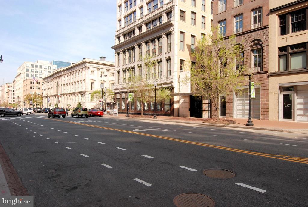 Street View - 616 E ST NW #302, WASHINGTON