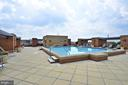 Roof Top Swimming Pool - 616 E ST NW #302, WASHINGTON