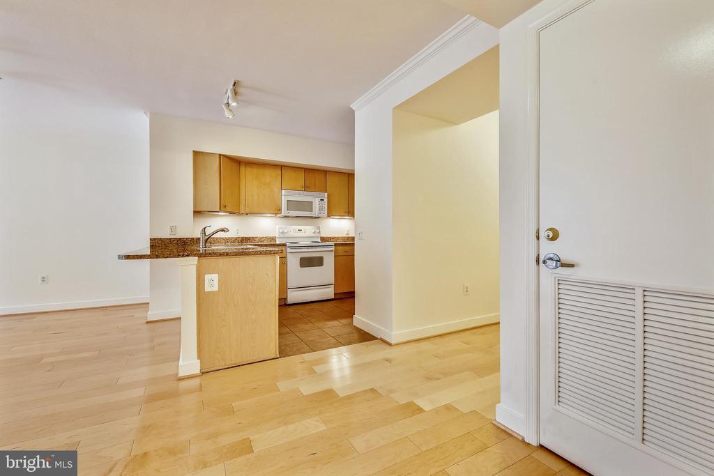 Open Granite Kitchen - 616 E ST NW #302, WASHINGTON