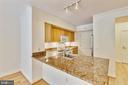 Spacious Open Kitchen - 616 E ST NW #302, WASHINGTON