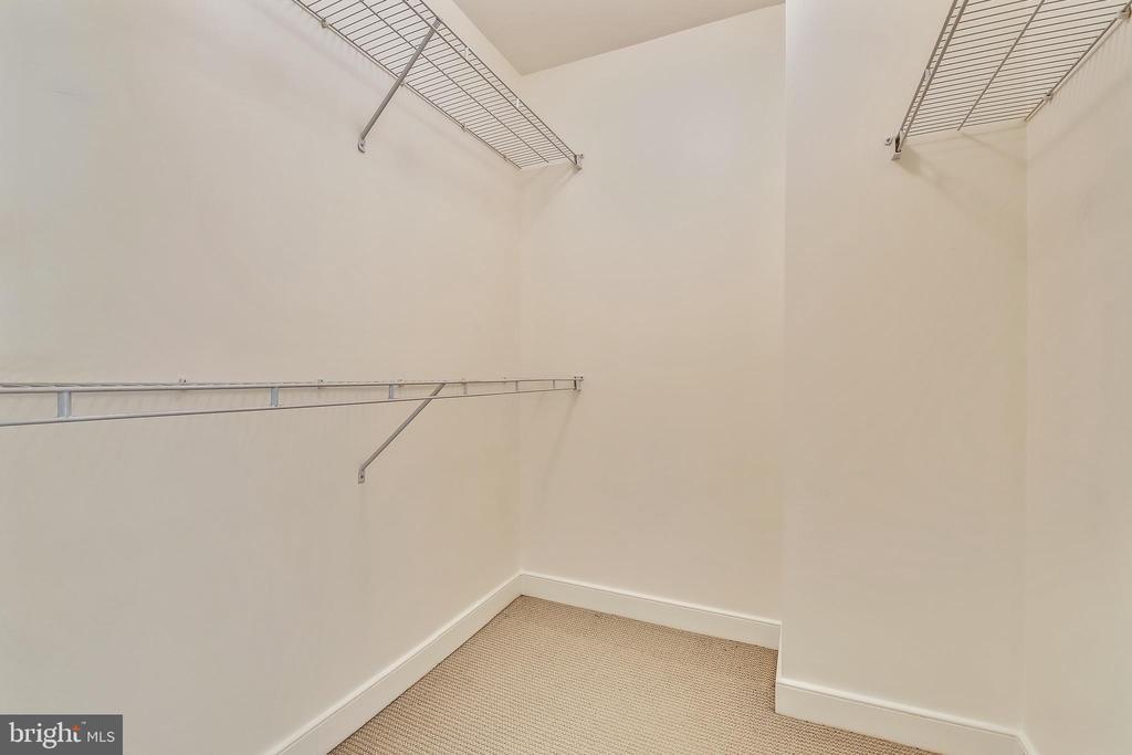 Huge Walk-In Closet - 616 E ST NW #302, WASHINGTON