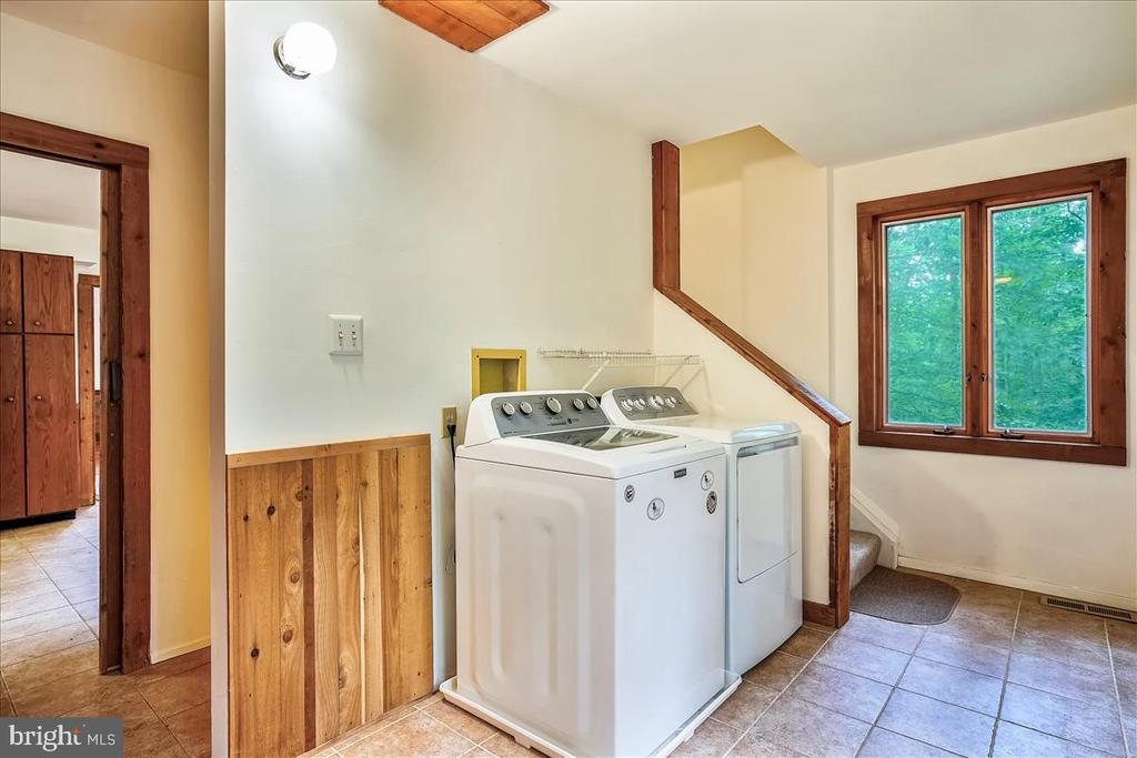 Laundry room - 7447 CLIFTON RD, CLIFTON